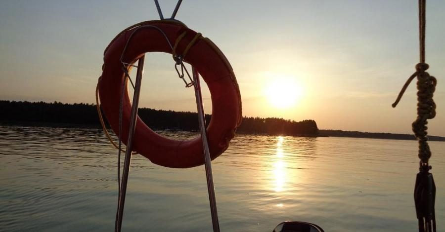 Jezioro Tałty - zdjęcie