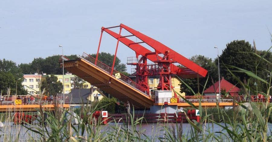 Most zwodzony w Dziwnowie, Wojtek