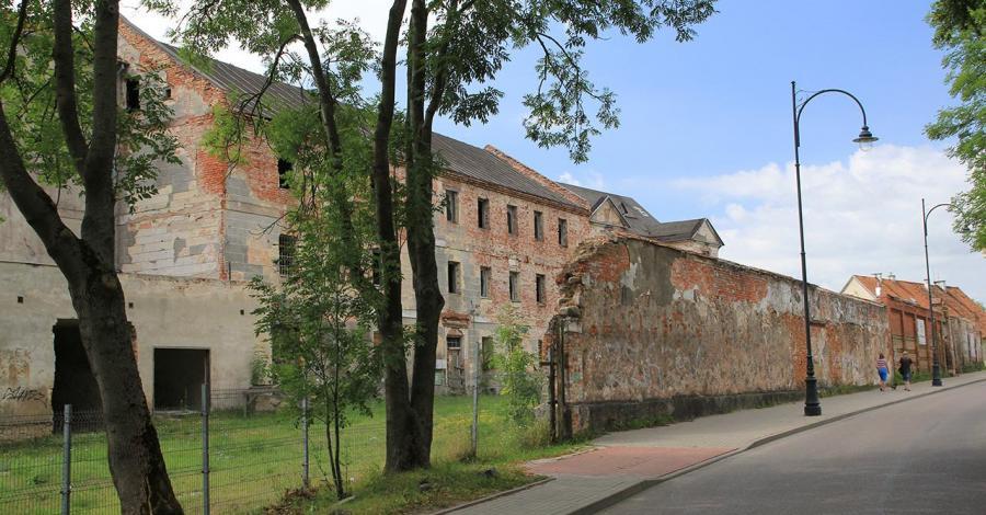 Zamek w Ełku - zdjęcie