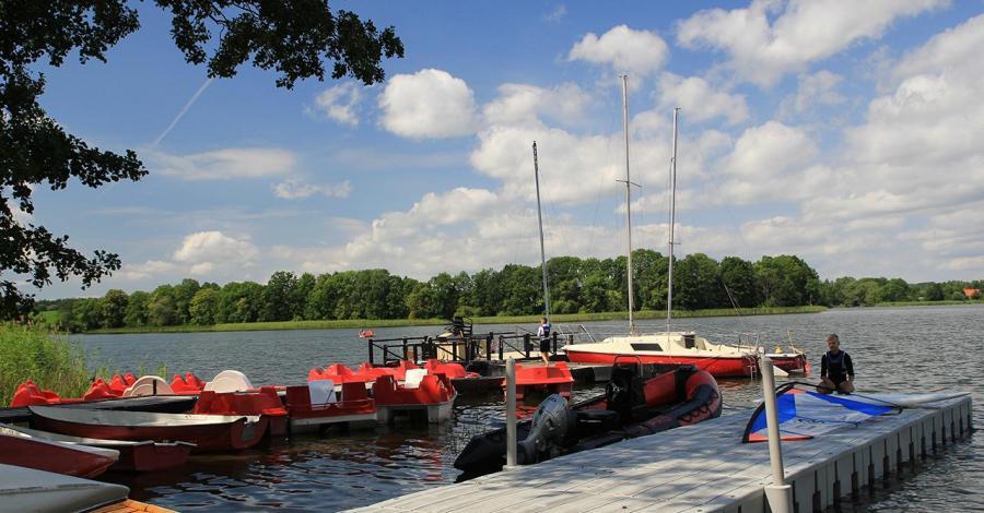 Jezioro Ełckie - zdjęcie