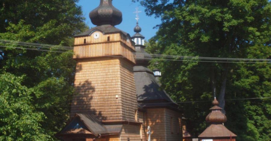 Cerkiew w Hańczowej - zdjęcie