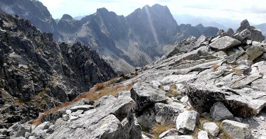 Granaty w Tatrach, Magdalena