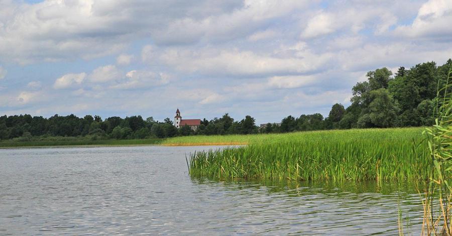 Jezioro Selmęt Wielki - zdjęcie