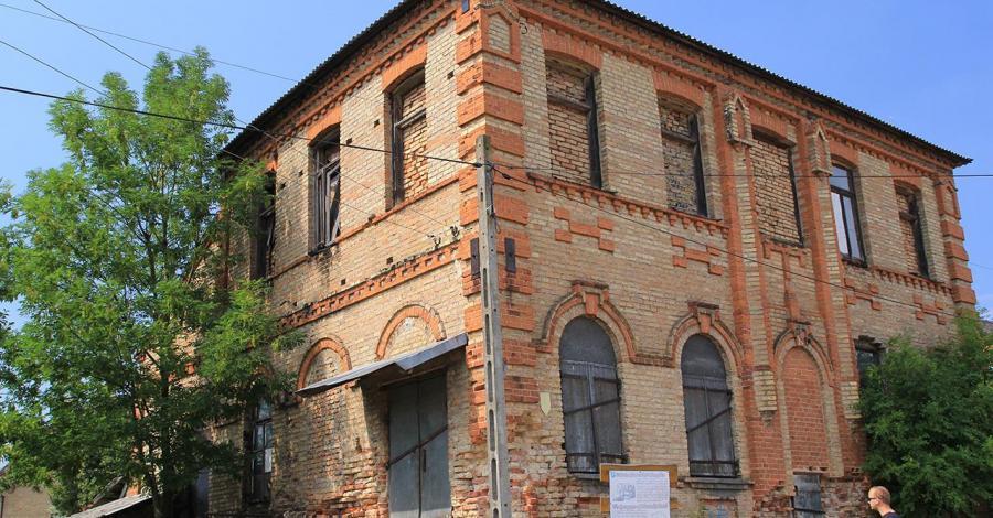 Synagoga Chasydów w Krynkach - zdjęcie