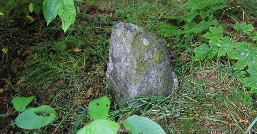 Cmentarz żydowski w Krynkach - zdjęcie