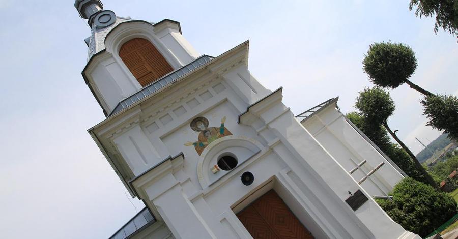 Cerkiew w Krynkach - zdjęcie