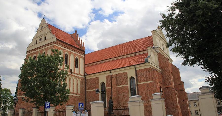 Katedra w Łomży, Anna Piernikarczyk