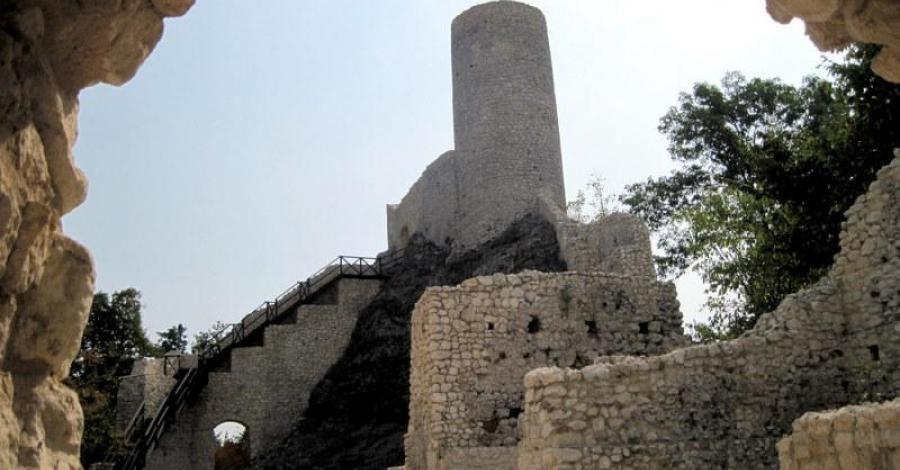Jura: Pilica (Zamek Smoleń, Dolina Wodącej) - zdjęcie