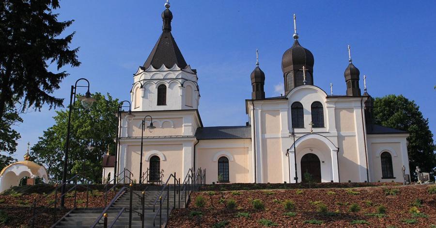 Cerkiew Św. Piotra i Pawła w Siemiatyczach - zdjęcie