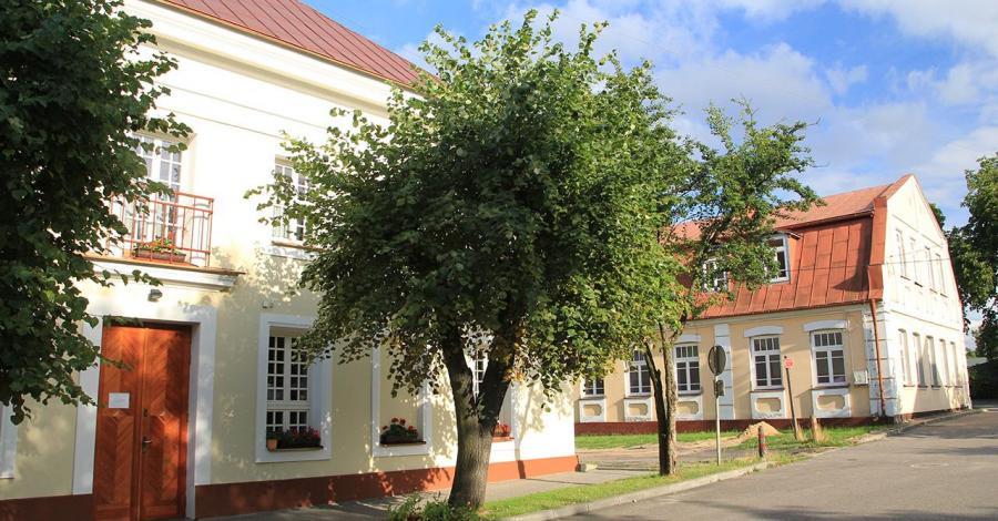 Dawna synagoga w Siemiatyczach - zdjęcie