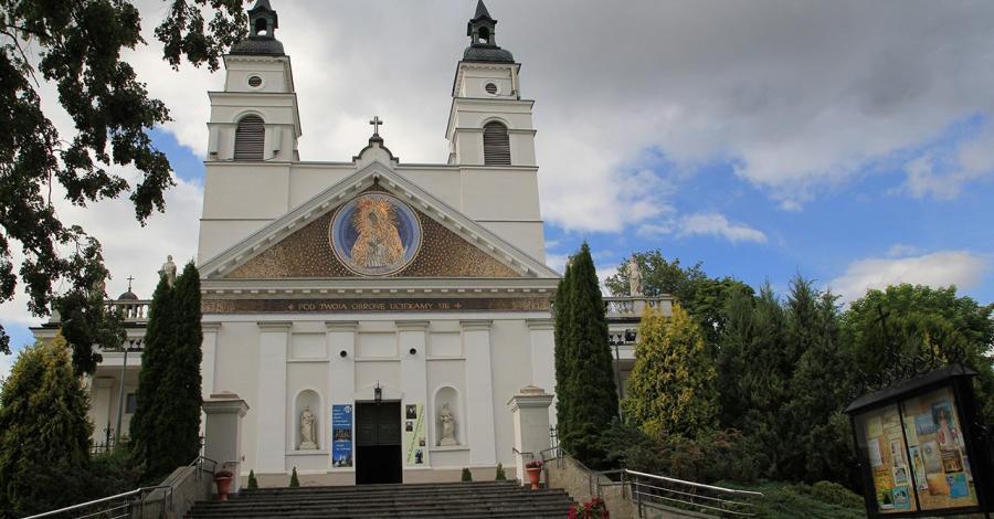 Kościół Św. Antoniego Padewskiego w Sokółce - zdjęcie