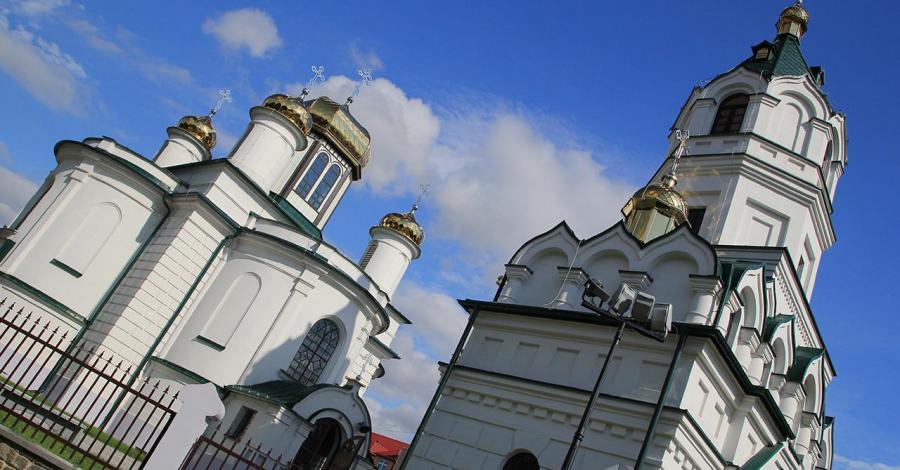 Cerkiew w Sokółce - zdjęcie