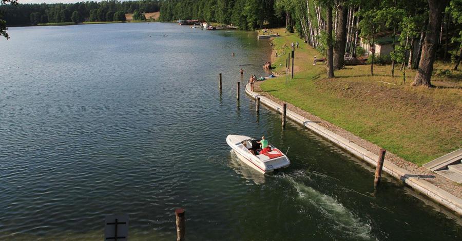 Jezioro Białe Augustowskie - zdjęcie