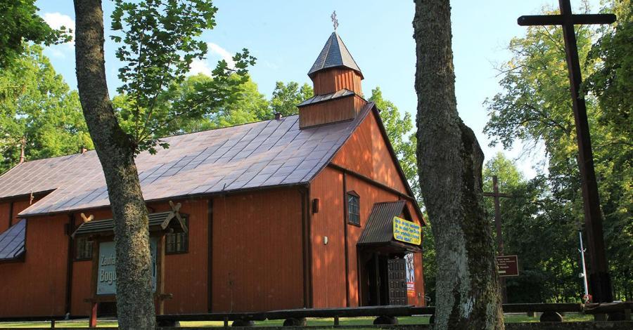 Studzieniczna drewniany kościół parafialny, Anna Piernikarczyk