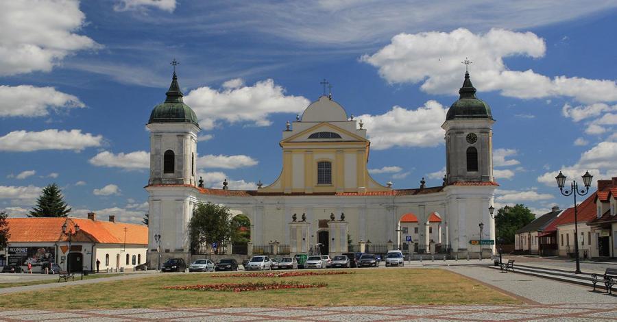 Kościół w Tykocinie - zdjęcie