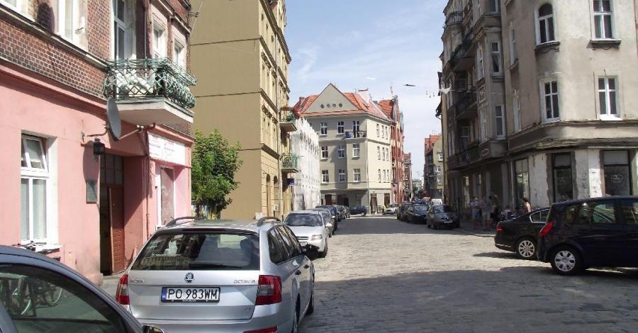 Ostrówek w Poznaniu, Barbara Michalewska