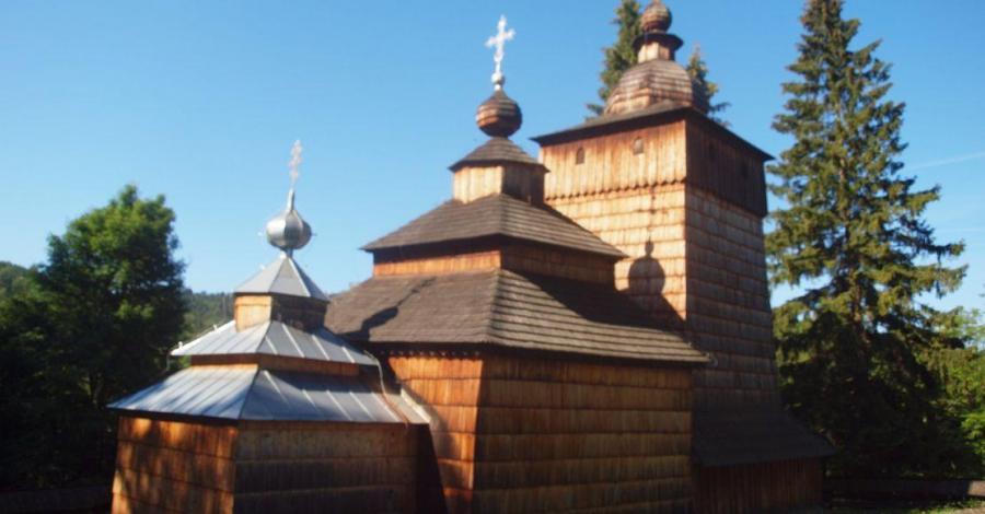 Cerkiew w Wołowcu - zdjęcie