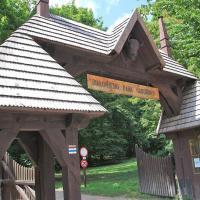 Park Pałacowy - enklawa BPN