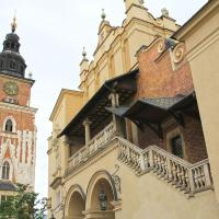 Wieża Ratuszowa i Sukiennice