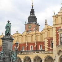 Adaś w Krakowie