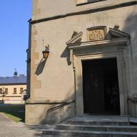 Stary Sącz kościół Św Elżbiety