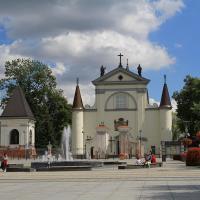 Węgrów bazylika