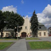 Węgrów Dom Gdański
