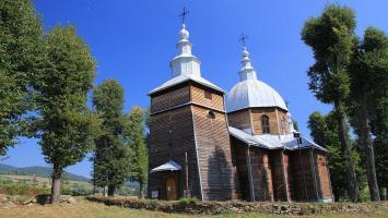 Muszyna i sądeckie cerkwie - zdjęcie