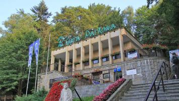 Góra Parkowa w Krynicy - zdjęcie