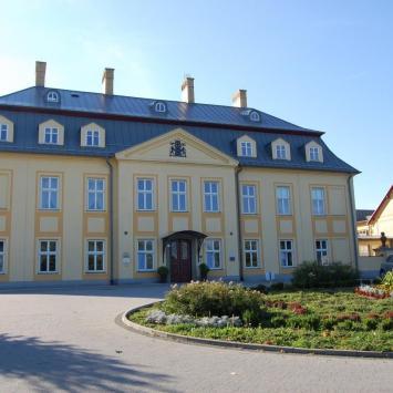 Pałac w Czechowicach - Dziedzicach.