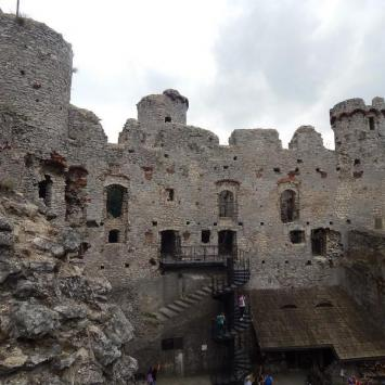 Pustynia Błędowska i Zamek Ogrodzieniec
