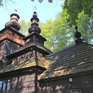 Cerkiew w Powroźniku - zdjęcie