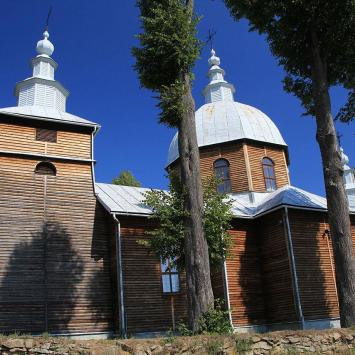Cerkiew w Złockiem, Anna Piernikarczyk