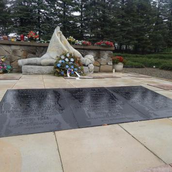 Cmentarz Wojenny w Dukli