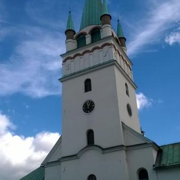 Kościół Św. Apostołów Szymona i Judy Tadeusza w Skawinie