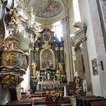 kościół Św. Andrzeja, Anna Piernikarczyk
