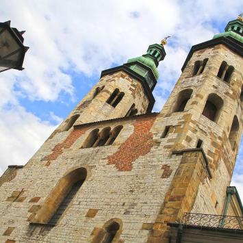 Kościół Św. Andrzeja w Krakowie