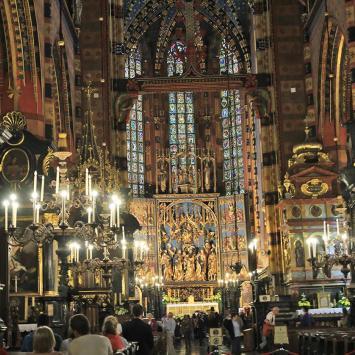 kościół mariacki, Anna Piernikarczyk