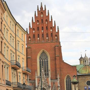 Kościół Świętej Trójcy w Krakowie