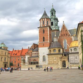 Wawel Katedra, Anna Piernikarczyk