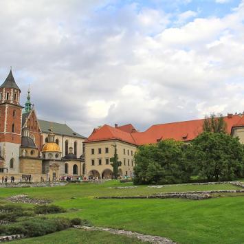 Wawel w Krakowie - zdjęcie