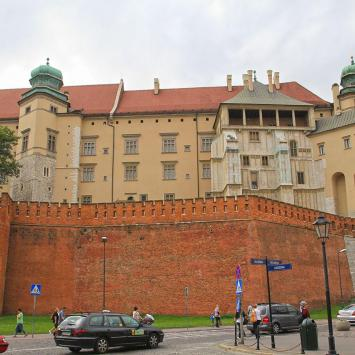Wawel, Anna Piernikarczyk