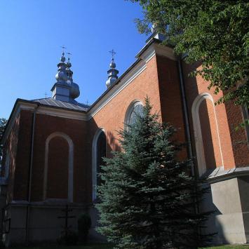 Cerkiew w Krynicy Zdrój