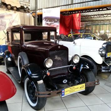 Muzeum Motoryzacji i Techniki w Warszawie