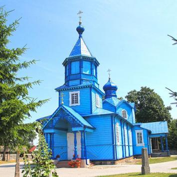 Cerkiew w Narwi - zdjęcie
