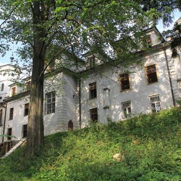 Pałac w Nawojowej