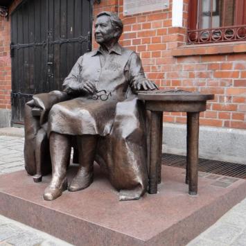 Pomnik Elżbiety Zawackiej w Toruniu