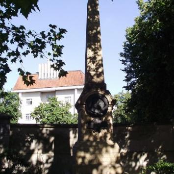 Pomnik Kochanowskiego w Poznaniu
