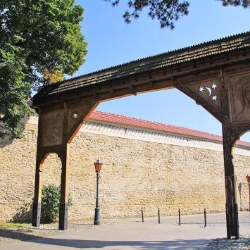 Brama Szeklerska w Starym Sączu