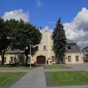 Dom Gdański w Węgrowie